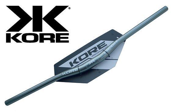 Kore MEGA Riser Bar Mountainbike Lenker 31,8mm in polish grey 760mm