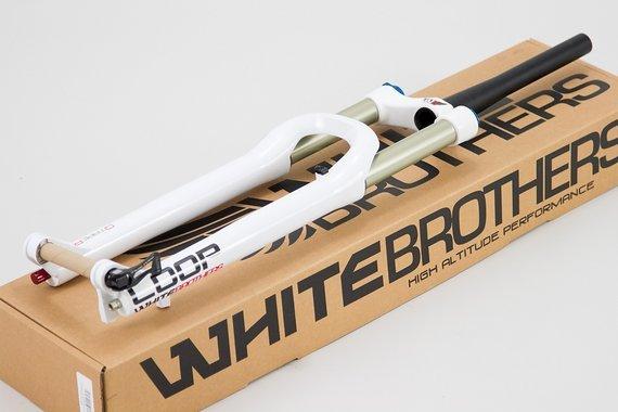 "White Brothers Loop 140 TCR Federgabel 29"" | Tapered Steerer | UVP 799 €"