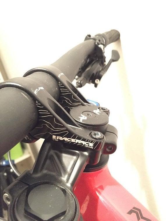 Raceface Atlas 35 Lenker / Vorbau Set 780mm