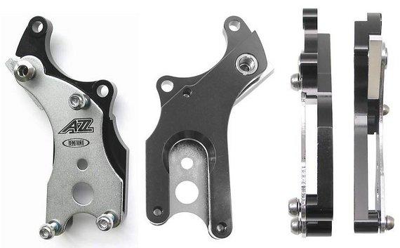 A2Z Universal Scheibenbremsenadapter