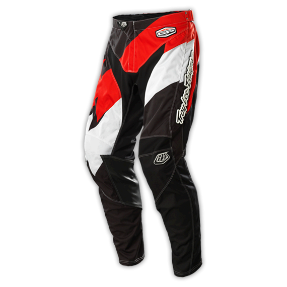Troy Lee Designs GP Pant Astro Black Gr. 30 *NEU*