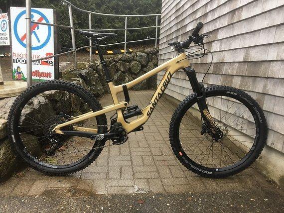 Santa Cruz Nomad S-Kit Gr. S
