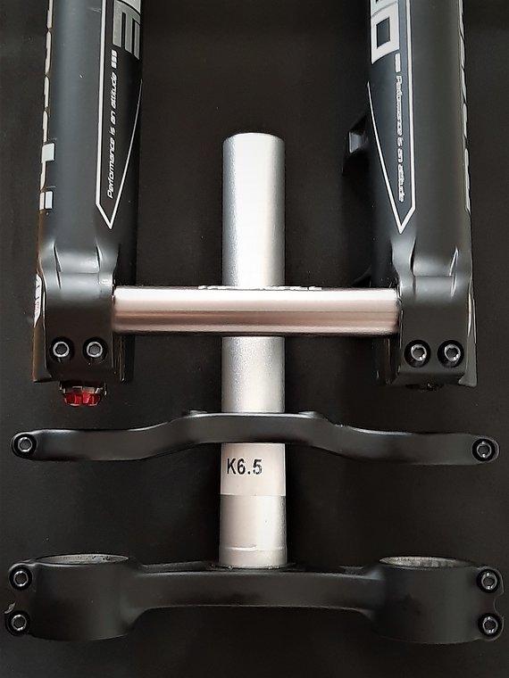 Ti-Suspension Marzocchi 380 TITAN Schrauben Set schwarz 11STK NEU M5x18