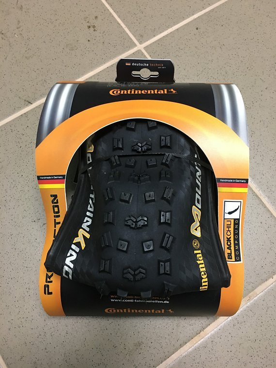 Continental Mountain King II Protection 29 2.4