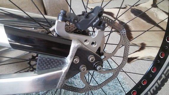 Onza Trial Bike / Streettrial Custom Aufbau