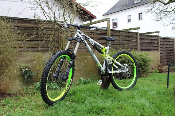 "Ns Bikes Custom Freeride 26"" Custom Freeride NS Bikes"