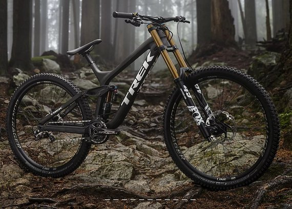 "Trek Session 9.9 29"" Carbon Gr. XL Testbike mit neuem Rahmen"