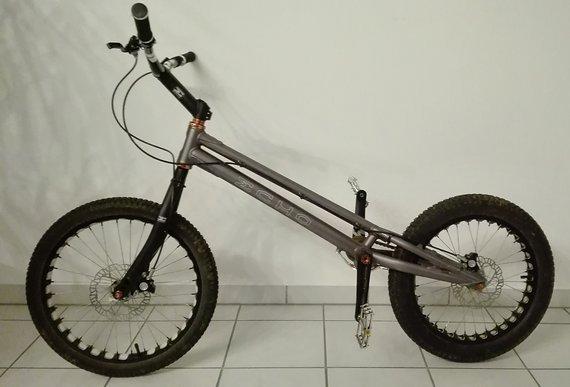 """Echo 20"""" Mark II SL Trialbike"""