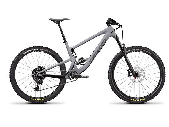 Santa Cruz Bronson 2019 C S-Kit Gr. M Grau