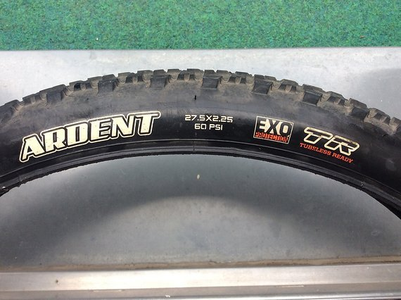 Maxxis ARDENT 27,5x2,25 Exo Dual Tubeless Ready