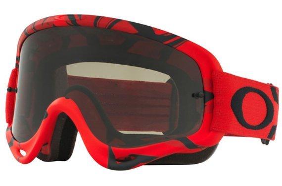 Oakley O-Frame MX Intimidator Goggle Red / Grey