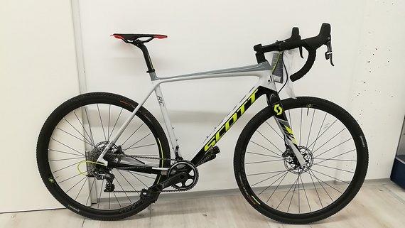 Scott Sports Addict CX RC RH 56 / L