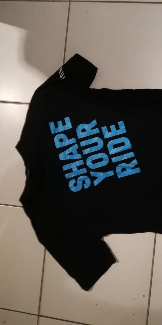 Canyon T-Shirt Shape your Ride