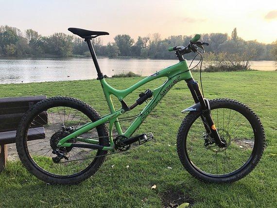 Santa Cruz Nomad Carbon Xl *Top Ausstattung und Zustand*