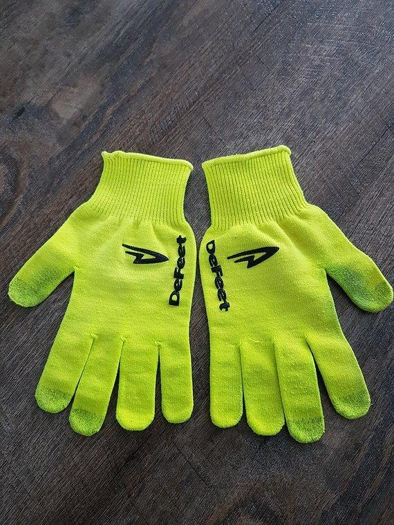 Defeet Handschuhe Größe S