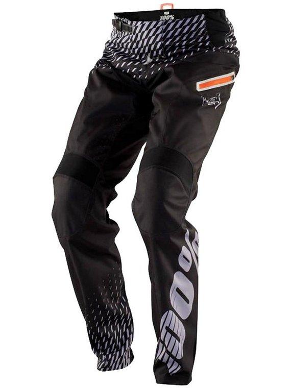 "100% R-Core DH Pant, GR.32"", Supra Black / Grey"