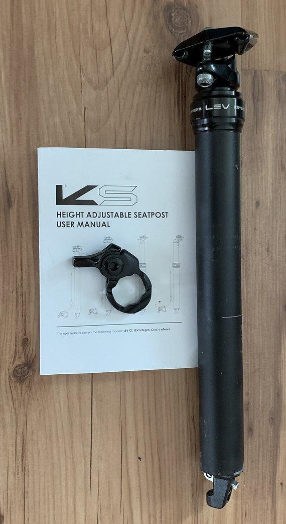 Kind Shox LEV Integra 175mm 31,6mm 2017