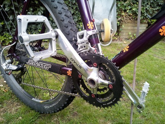 "Bogner Fire&ice 26"" Mountainbike Hardtail"