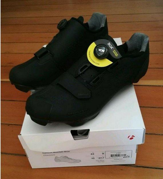 Bontrager Cambion Carbon Mountainbike Schuh Klick MTB 2019 Gr 43 *neu*