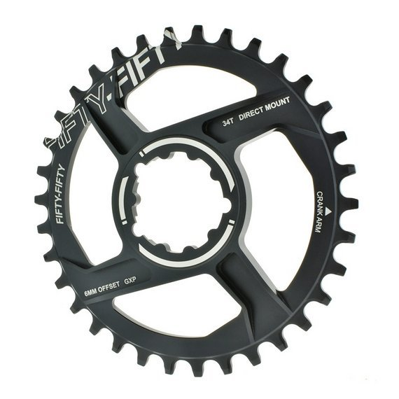 Fifty-Fifty DM Guidering GXP SRAM Narrow Wide 30T