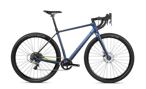 Accent Cyclocross/Gravel Bike Feral Carbon