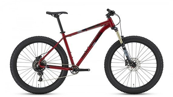 Rocky Mountain Mountainbike Rocky Mountain Growler 740 27,5 + Gr. L,neu