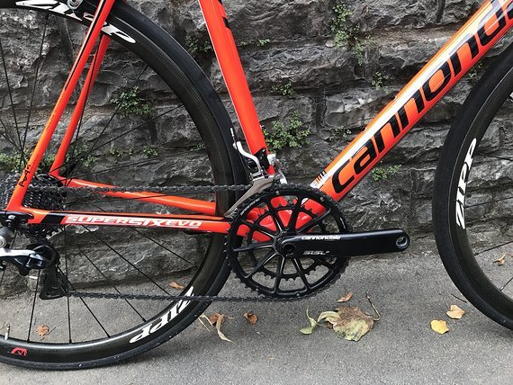Cannondale SuperSix Evo Dura Ace Gr.56 2016 zipp 202