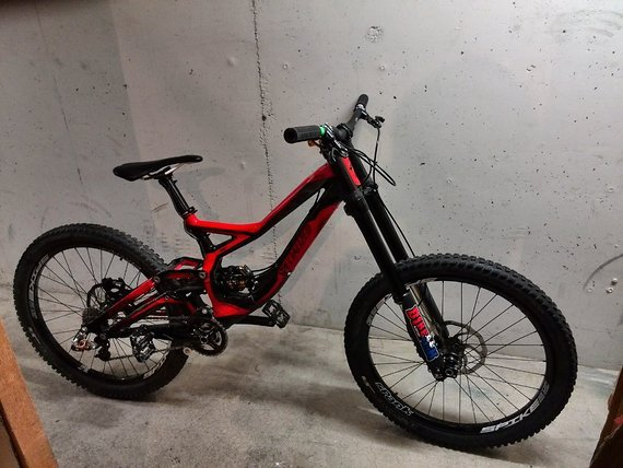 Specialized Demo 8 2012 M WE Angebot + cane creek double barrel