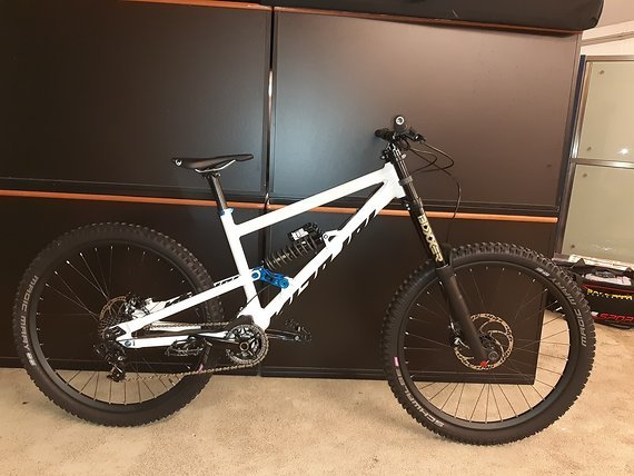Nicolai ION 20 // 27,5, 650B // LARGE