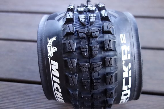 Michelin Wild Rock'R2 MAGI-X Advanced Reinforced TLR 26x2.35
