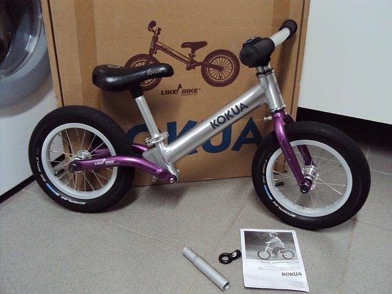 """Kokua Like A Bike """"jumper"""" Kinder-Laufrad"""