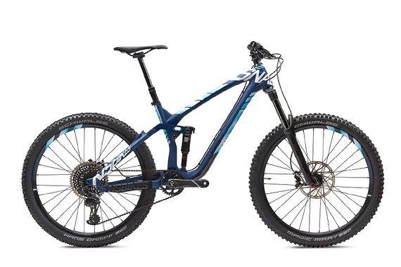 NS Bikes Snabb E1 Carbon 650B Enduro  Gr. L Pro 12,5kg