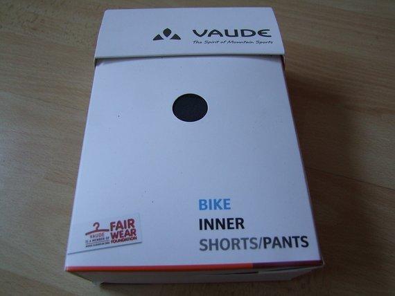Vaude Women's Bike Innerpants III Size 36