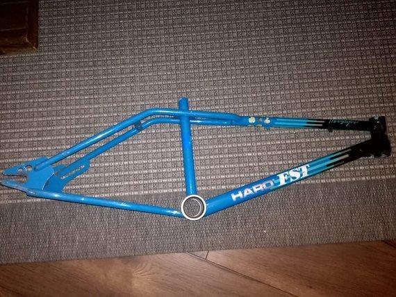 Haro Bmx Haro FST 87 Rahmen (tausche) BMX Oldschool