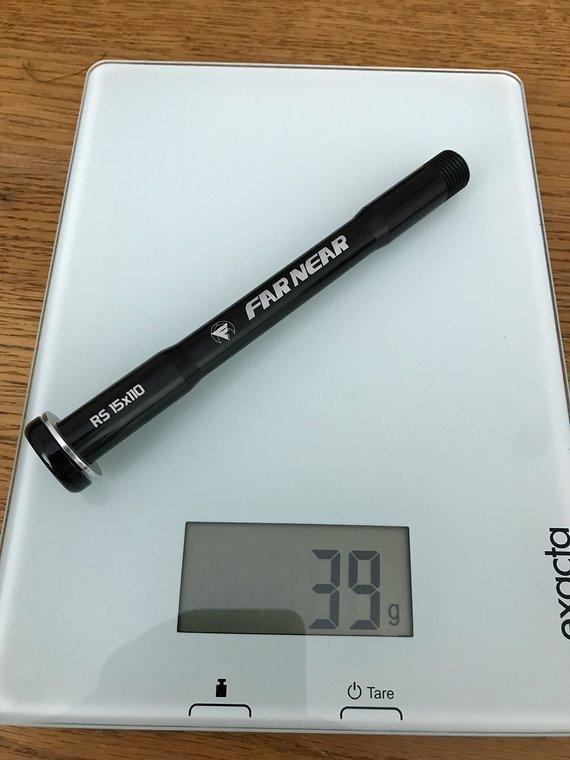 Far & Near 15mm Steckachse RockShox Boost