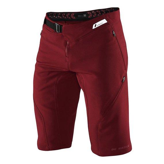 100% Airmatic Shorts / Hose dunkelrot Gr. 32 *NEU*