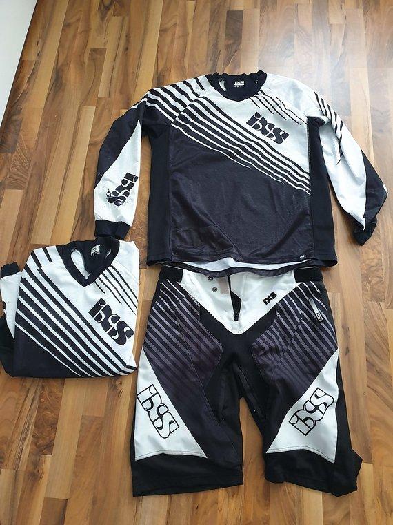 IXS Hose XL + 2x Jersey XXL kombi
