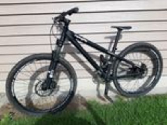 Flying Pig Dirtbike/ Hardtail