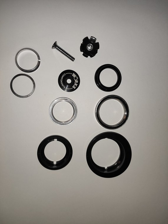 Works Components Angelset  -1Grad  ZS44-ZS62