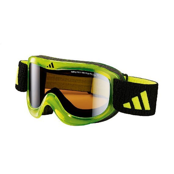Adidas Pinner Lime Goggle a183/50 Brille NEU & OVP