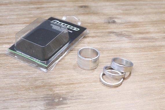Hope Spacer Kit silver *NEU*