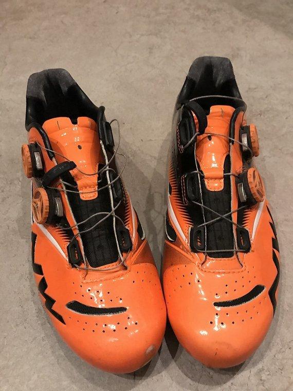 Northwave Extreme TECH PLUS Road Orange 42,5