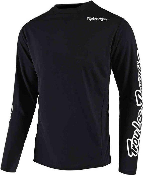 Troy Lee Designs Sprint Jersey Black