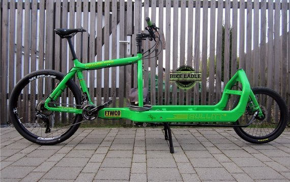 "Spank Spike 28 / Spoon 28 Cargo-Bike / Lastenrad / Transportrad / Laufradsatz 26""/20"" mit Hope Pro 4 Evo Naben /  Bike-Lädle Laufradbau"