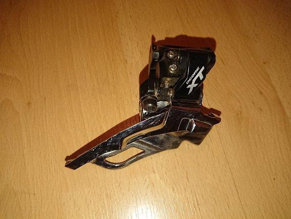 Shimano Deore FD-M781 3x10 Fach