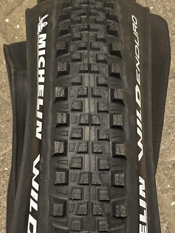 Michelin Wild Enduro Rear Gum-X3D 27.5x2.4