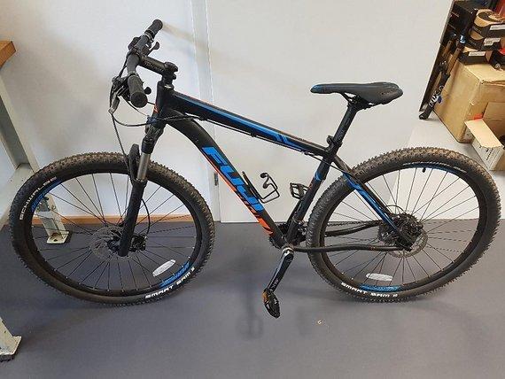 Fuji Bikes Usa Nevada 1.0 LE