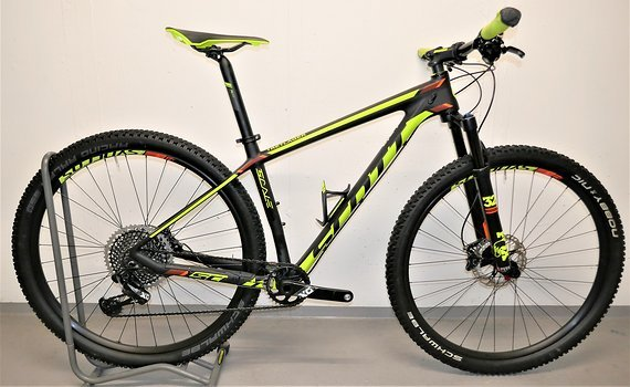 Scott Scale 930 Upgrade Sram XO Eagle Größe M TOP Angebot