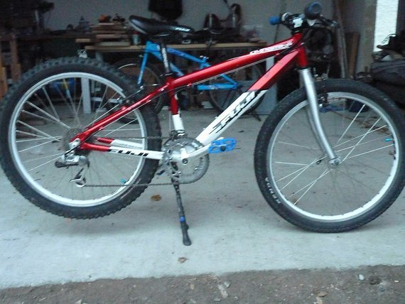 "Fuji Dynamite Kinder Jugend Mountainbike 24"""
