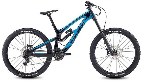 Transition Bikes TR11 GX 2018, Sale, Blau, Gr. M und L